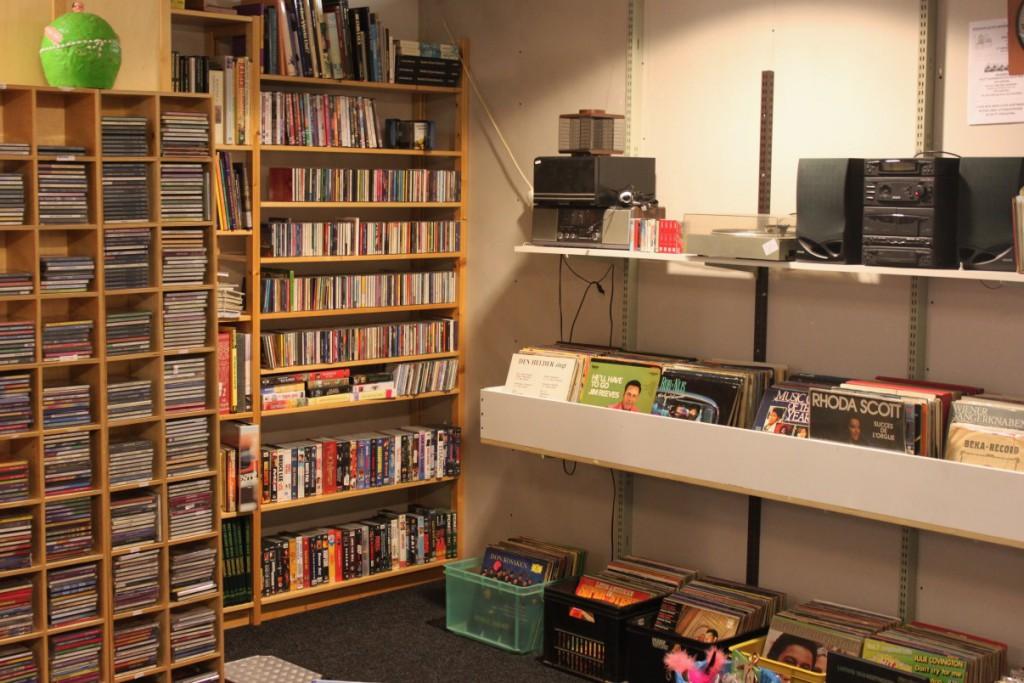 Winkel cd's/dvd's